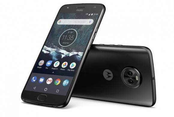 Google представила Moto X4 в версии Android One