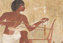 Как древние египтяне сверлили гранит