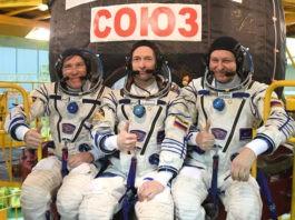 Космонавтов начали готовить к сверхбыстрому полёту на МКС