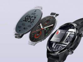 Mobvoi TicWatch Pro 3 — первые умные часы с чипом Snapdragon 4100